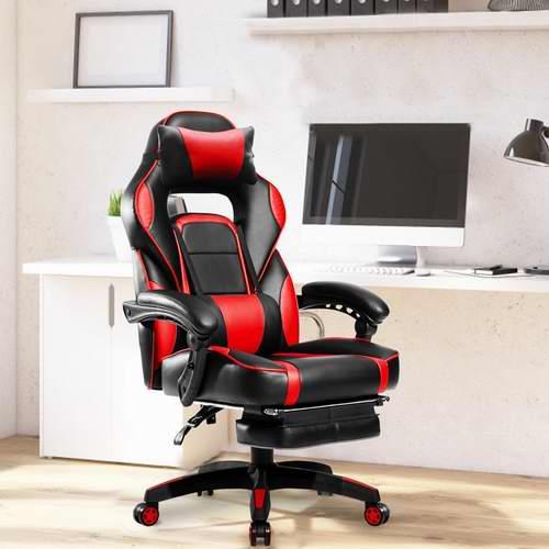 Merax 高背人体工程学赛车游戏椅/办公椅 235.88加元,原价 776.14加元,包邮