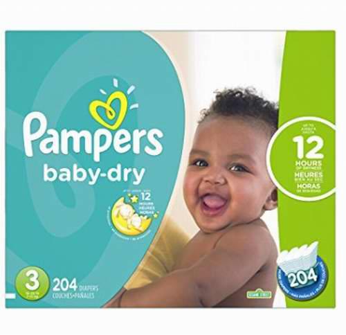 Pampers Swaddlers 纸尿裤 28.8加元起特卖,原价 40.5加元,会员低至23.78加元!
