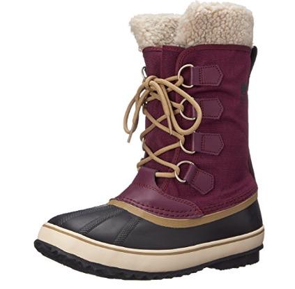 Sorel 女款防水冬靴 91.24加元(6码),原价 134.99加元,包邮