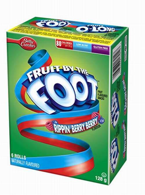 Betty Crocker Fruit 水果卷 1.84加元