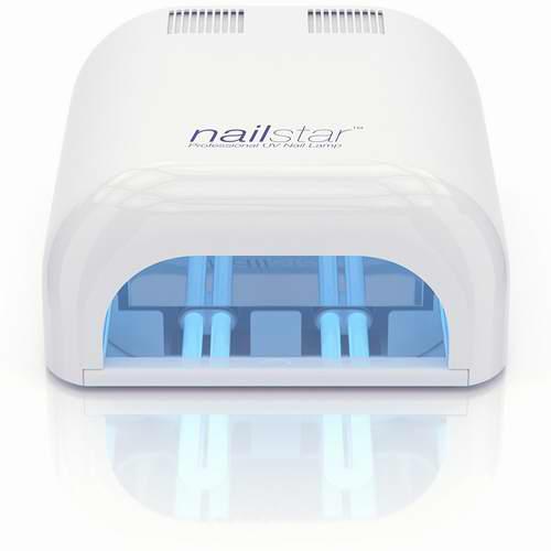 亚马逊畅销品牌!NailStar Professional 36 Watt UV美甲光疗机/烘干机 29.99加元,原价 79.99加元