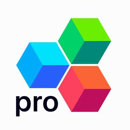 苹果最新版 OfficeSuite PRO Mobile Office 移动办公 文档编辑App限时免费!