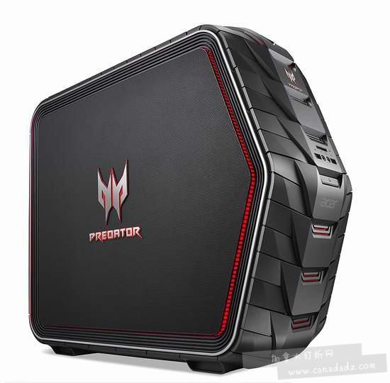 金盒头条:历史新低!Acer 宏碁 高端电竞 Predator 掠夺者 顶级游戏台式机(16GB DDR4 SRAM, 2TB + 128GB SSD) 999.99加元包邮!