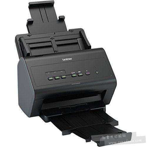 金盒头条:历史新低!Brother ADS2400N 高性能专业扫描仪 399.99加元包邮!
