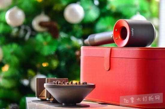 Dyson 戴森 Supersonic 臻选中国红 限量礼盒版 电吹风 499.99加元包邮!