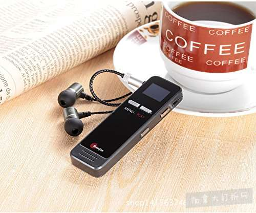 白菜价!BENJIE S1 8GB 高灵敏专业录音笔/MP3播放器2.5折 9.99加元清仓!