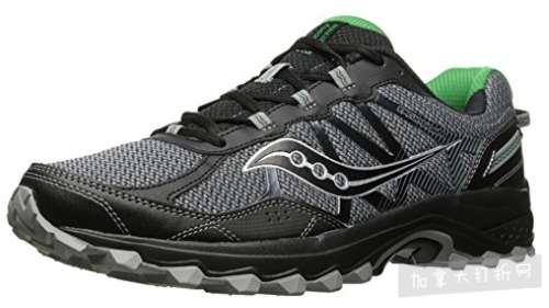 Saucony 索康尼 Excursion Tr11 男士运动鞋(8.5码)3折 32.78-38.97加元包邮!两色可选!