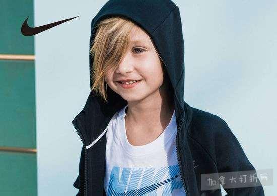 精选 Nike、Levi's、Under Armour、Columbia等儿童服饰、帽子、手套、围巾2折起清仓!额外8.5折!