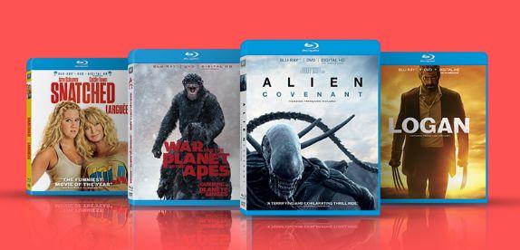 精选17款畅销影片 DVD或蓝光影碟装3.2折起特卖!任买两款送5加元Amazon消费券!