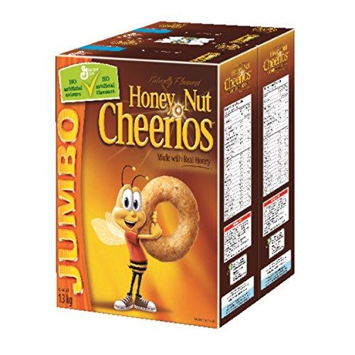 精选多款 Cheerios 全天然五谷全麦麦圈 特价销售!