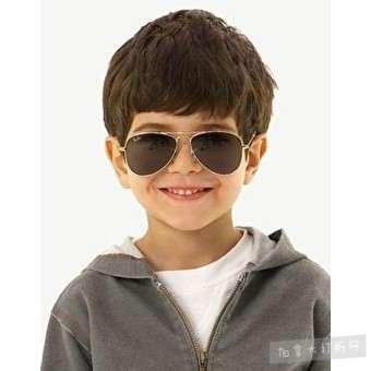 历史最低价!Ray-Ban 雷朋 0RJ9506S 飞行员系列 50mm 儿童版 太阳镜5.1折 44.82加元包邮!