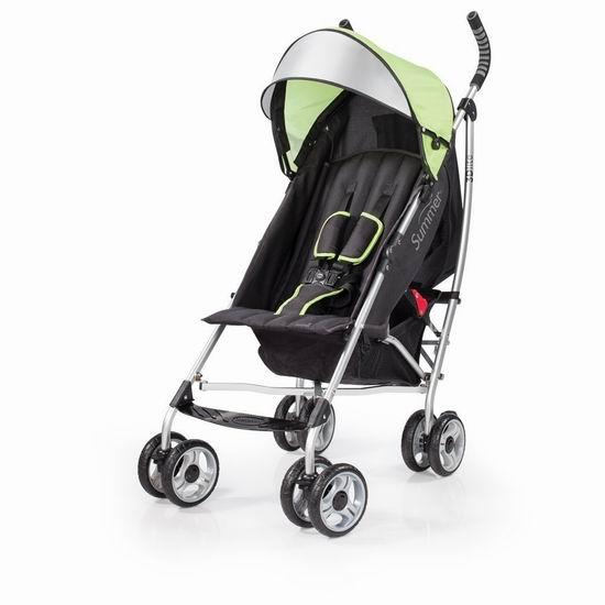 Summer Infant 3D Lite 超轻婴儿推车 83.97加元包邮!3色可选!
