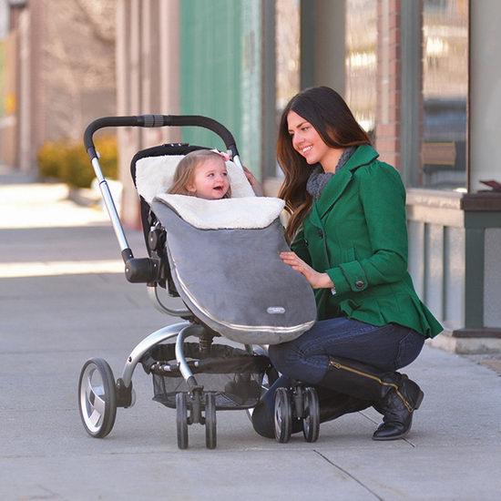 JJ Cole Original 婴儿推车保暖袋 49.99加元,原价 65加元,包邮