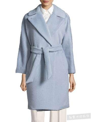 仅限今日!精选 WEEKEND MAX MARA 、T TAHARI 、DIESEL 等品牌羊毛大衣 3折 72.45加元起特卖!