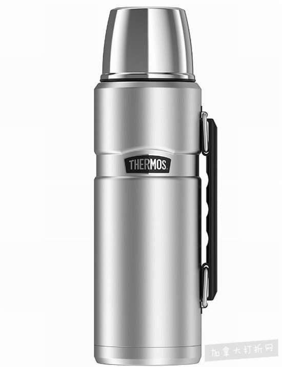 Thermos 膳魔师不锈钢王系列 40盎司保温杯 29.99-30.37加元(2色),原价 55.01加元