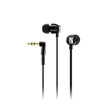 Sennheiser 森海塞尔 CX 3.00 强劲低音 入耳式耳机 51.07加元(2色),原价 74.95加元,包邮