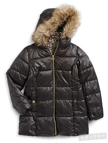 精选 Fjallraven、Michael Kors、Marmot 等品牌儿童防寒服、雪裤 5折 14.99加元起特卖!