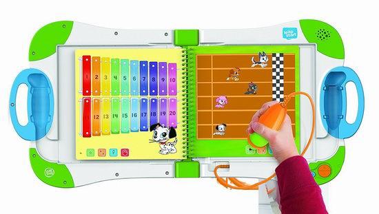 LeapFrog LeapStart 宝宝启蒙教育 互动学习书 9.98加元(5款),原价 17加元