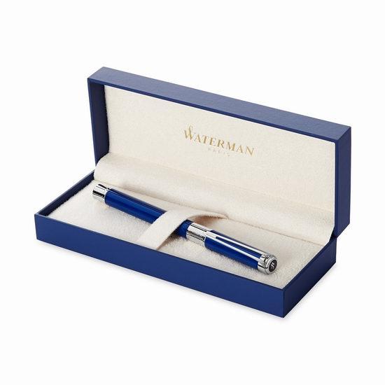 历史最低价!Waterman 威迪文 Perspective 1904576 远景系列 蓝白色 钢笔 109.13加元,原价 213.57加元,包邮
