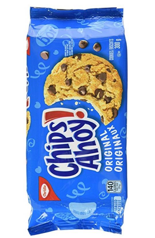 Chips Ahoy! 趣多多 Origina巧克力饼 1.97加元! 多种口味可选!