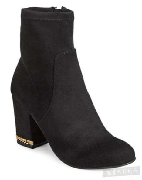精选Steve Madden 时尚女鞋 3折 + 额外8.5折优惠,折后低至 25.49加元!