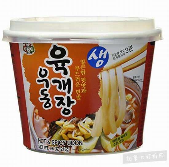 精选 Assi 韩国冷面、调味品、豆类食品 3.99加元起特卖!