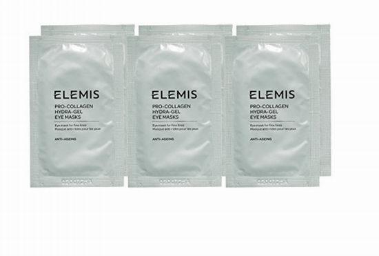 高分评价!Elemis 艾丽美 Pro-Collagen Hydra-Gel 骨胶原水润凝胶眼膜 85.85加元(6袋装),原价 103加元,包邮
