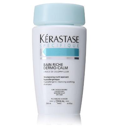 Kerastase 卡诗 Dermo-Calm 舒缓滋润洗发乳 26.48加元(250ml),原价 45.5加元,适合干性发质