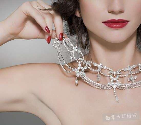 今日闪购:精选 Effy、Fine Jewellery 等品牌金银钻石珠宝首饰2.7折起!白金钻石项链仅售349.99加元!