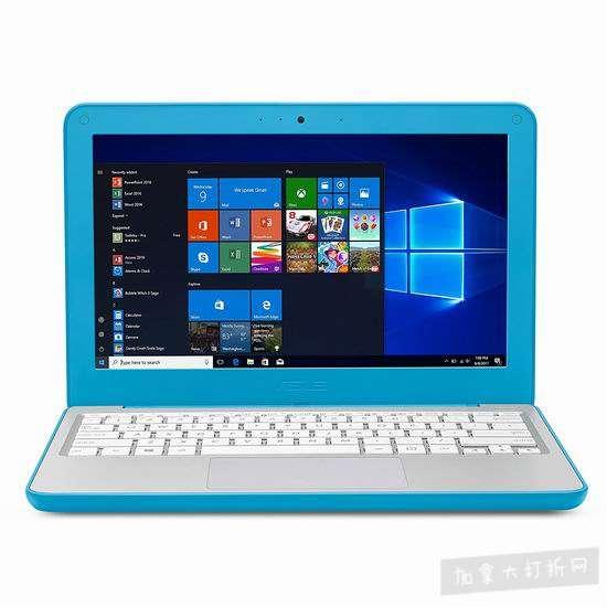 历史新低!Asus 华硕 W202NA-DH02 Rugged 11.6寸 笔记本电脑(4GB/64GB)7.3折 289.99加元包邮!