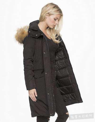 今日闪购:精选大量 Calvin Klein、SOIA & KYO、Kate Spade 等品牌女式羽绒服、防寒服、大衣等2.5折起!售价低至35.6加元!