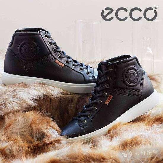 独家:ECCO 爱步 农历新年大促!精选成人儿童休闲鞋靴5折起+额外8.2折!