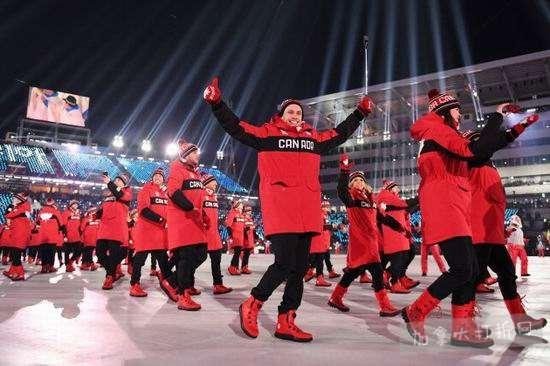 精选多款冬奥会加拿大官方指定男女防寒服、夹克7.5折特卖!HBC卡用户额外8.5折!折后低至79.69加元!