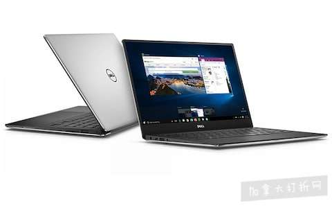 Dell 戴尔 XPS 13 XPS9360-5797SLV-PUS 13.3寸微边框 超轻薄 触摸屏 笔记本电脑(8GB/128GB SSD)5.3折 799加元包邮!