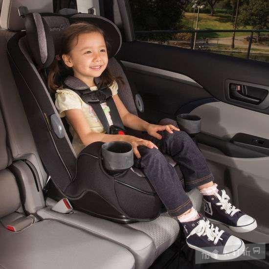 历史最低价!Safety 1st Grow and Go 3合1婴幼儿汽车安全座椅6.7折 180加元包邮!