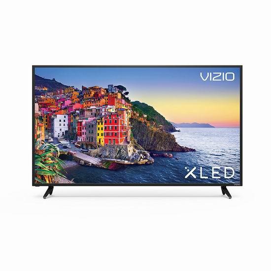 历史新低!VIZIO E65-E1 65寸 4K超高清LED智能电视 1999.99加元包邮!