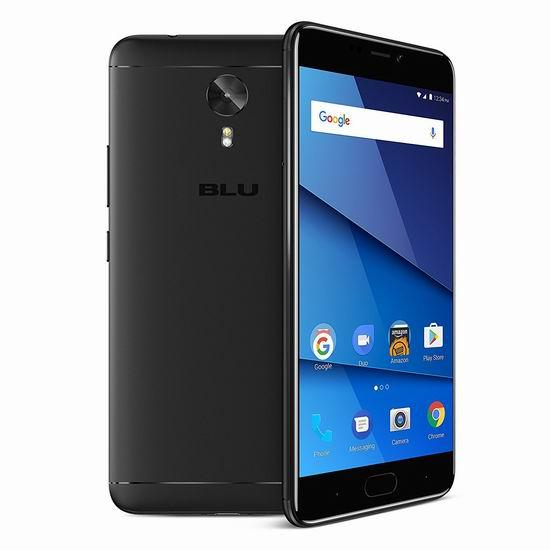 历史新低!BLU VIVO 8 5.5英寸 解锁版 4G LTE 双卡双待智能手机(4GB/64GB) 265.65加元包邮!