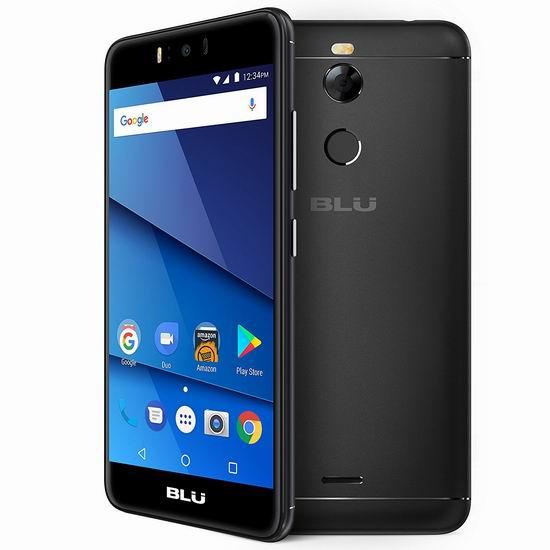 历史新低!BLU R2 PLUS 5.2寸 解锁版 4G LTE 双卡双待智能手机(3GB/32GB) 169.99加元包邮!