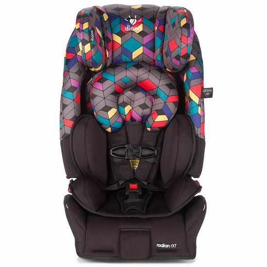 历史最低价!Diono 谛欧诺 Radian RXT 成长型儿童汽车安全座椅 319.99加元包邮!