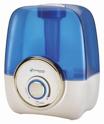 历史最低价!PureGuardian H1210 1.5加仑100小时超声波加湿器5.8折 74.99加元包邮!