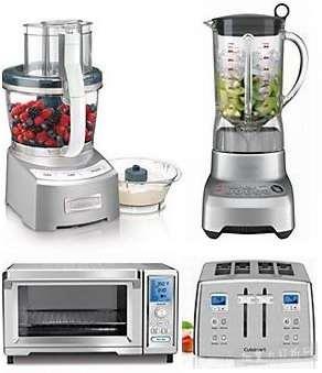 今日闪购:精选大量 Cuisinart、Breville、KitchenAid 等品牌厨房小家电4.1折起!