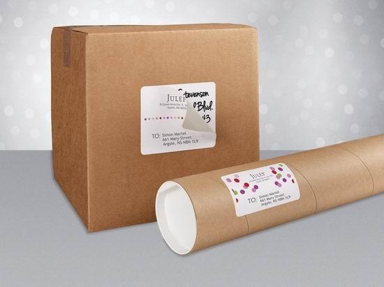 金盒头条:精选6款 Avery 信封/包裹 地址贴纸6.9折起!售价低至11加元!
