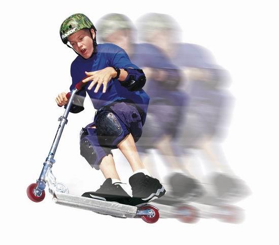 销量冠军!Razor A Kick 儿童滑板车 40.51加元起包邮!男女5色可选!
