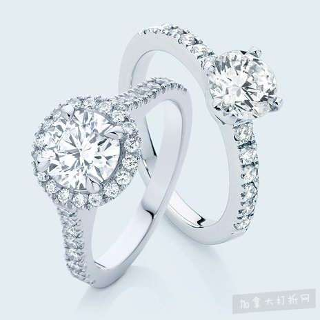 今日闪购:精选大量 Effy、Fine Jewellery 等品牌 顶级金银钻石珠宝首饰3折起!额外8.5折!