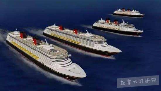加拿大专享:迪士尼邮轮 加勒比海7日游7.5折!内附独家攻略!