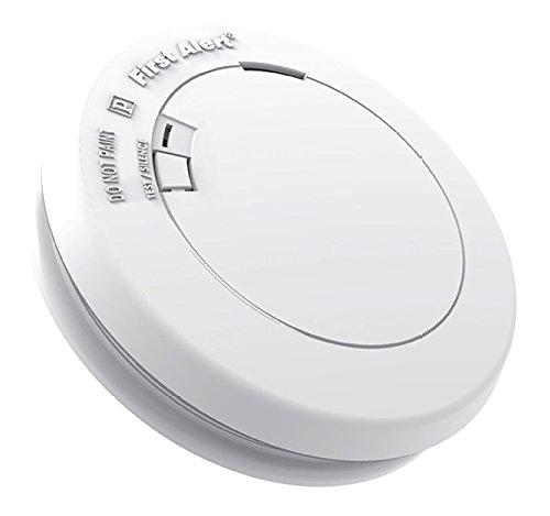 历史最低价!First Alert PR710A-6 超薄系列 烟雾探测报警器 28.49加元!
