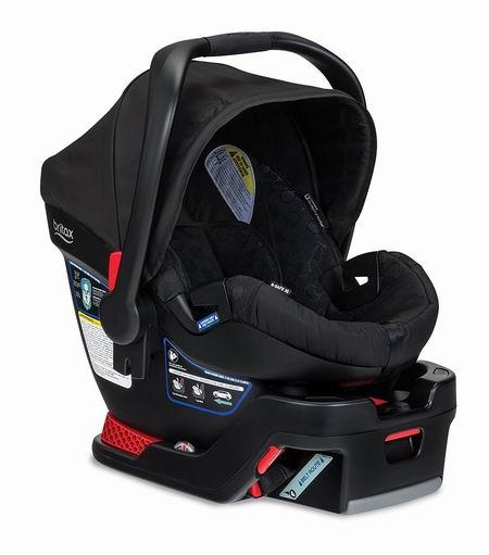 英国皇家御用品牌!Britax 百代适 B-Safe 35 婴儿汽车安全提篮 237.99加元包邮!4色可选!