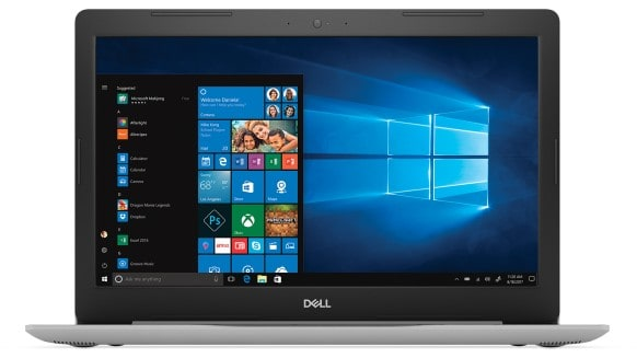Dell 戴尔 Inspiron 15 i5570-5364SLV-PUS 15.6寸触摸屏笔记本电脑(i5-8250U/1TB/8GB) 679加元包邮!