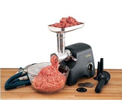 Cabela's Heavy-Duty 重型电动绞肉机/香肠灌肠机5.9折 99.99加元包邮!
