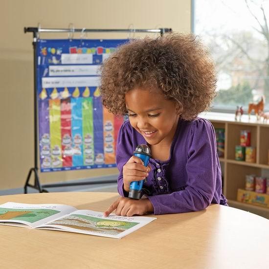 白菜价!Learning Resources Easi-Speak 可充电/录音/播放 儿童益智麦克风0.9折 8.16加元清仓!